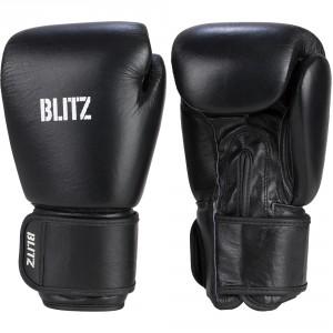Standard-Leather-Boxing-Gloves-Black